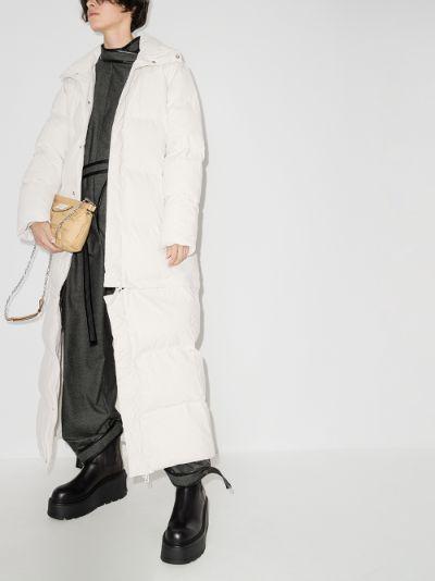 convertible puffer coat