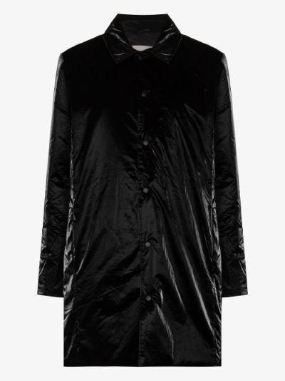 Drifter collared coat