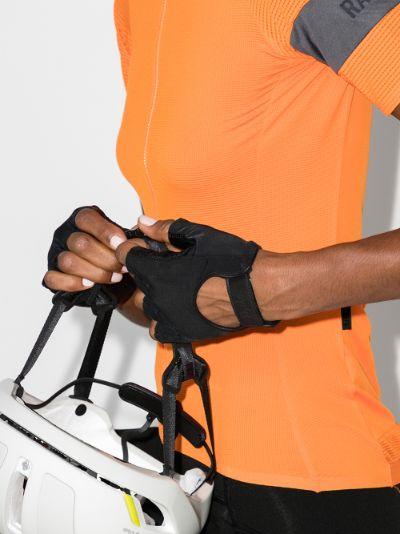 black Classic cycling gloves