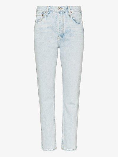 '50s cigarette leg jeans