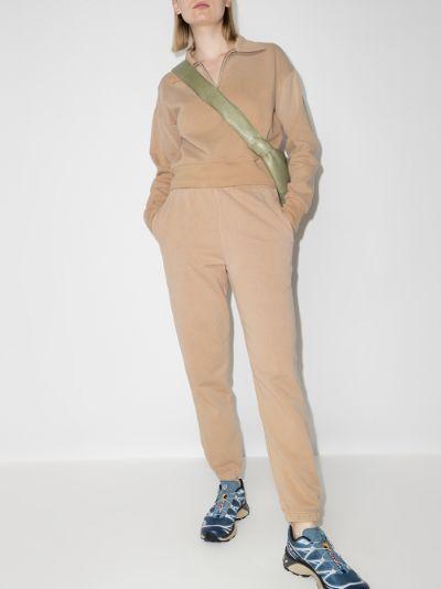 '80s Cotton Track Pants