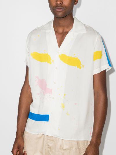 Liquid G Bowling Shirt