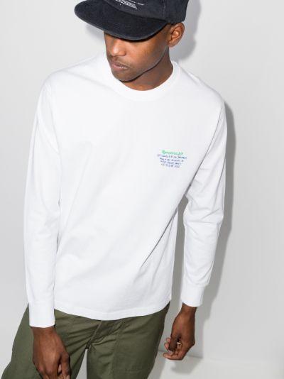 Restaurante Da Japonesa Long Sleeve Cotton T-Shirt