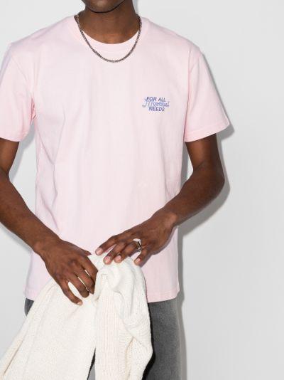 Slow Imports cotton T-shirt
