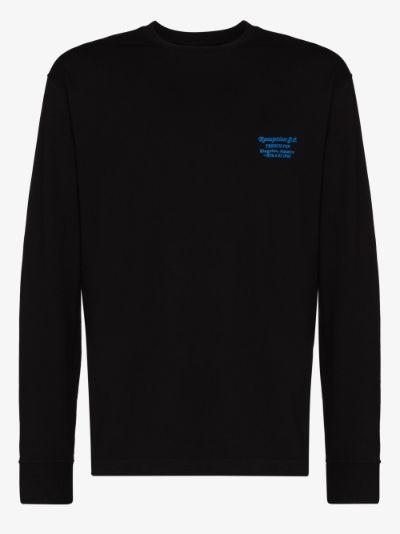 Trench Pen long sleeve cotton T-shirt