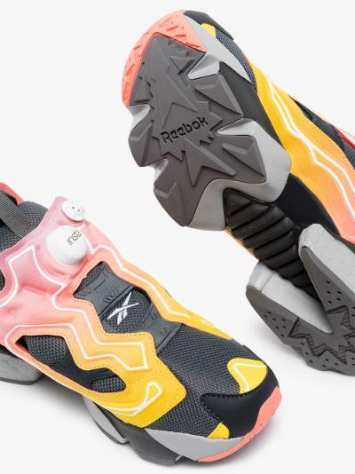 multicoloured Instapump Fury OG sneakers