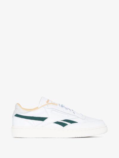 white Club C Revenge leather sneakers