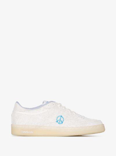 X STORY mfg. neutral Club C 85 sneakers