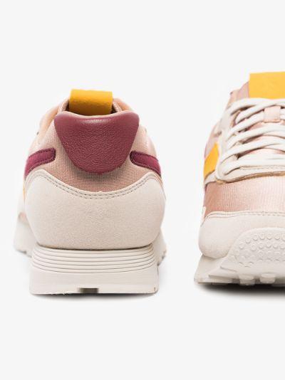 multicoloured Rapide logo sneakers