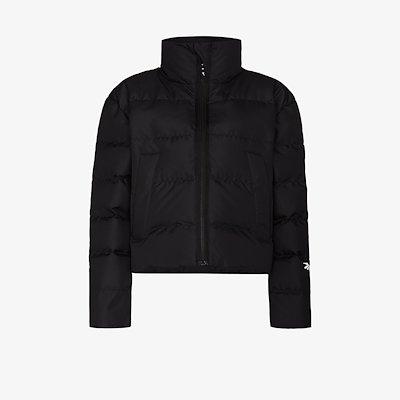 X Victoria Beckham puffer jacket