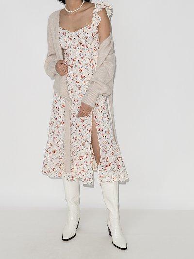 Bondi floral print midi dress