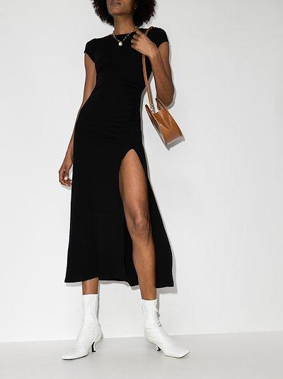 Brecken ruched dress
