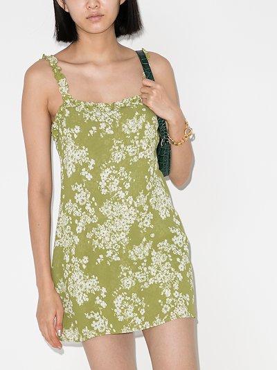 Eletta floral print mini dress