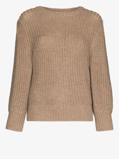 Moneta Alpaca Sweater