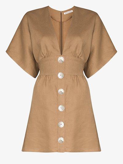 Ty linen dress