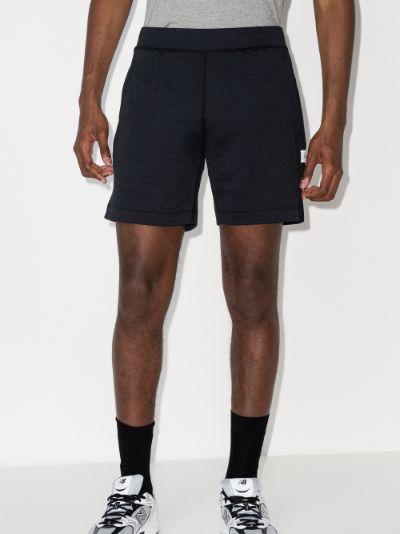 Trail Solotex mesh track shorts