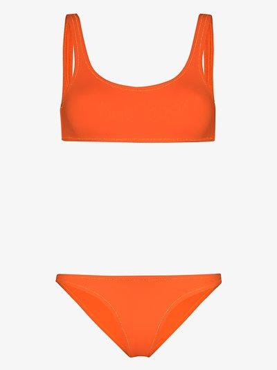 Rocky cropped bikini