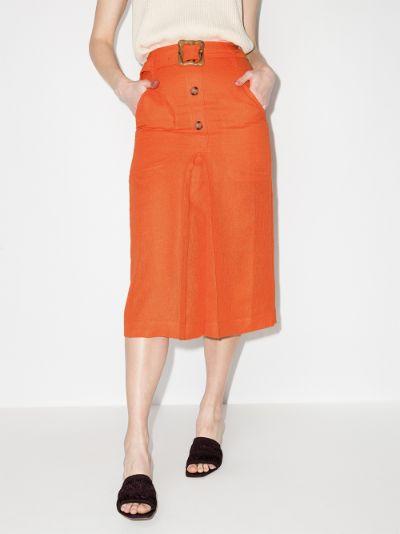 Tasmin High Waist Skirt