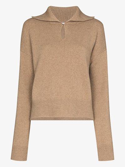 Tate wool sweater