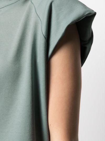 Verona mock neck T-shirt