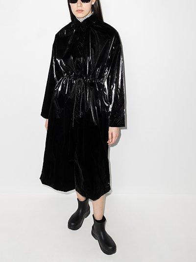 Violaine Tie Waist Coat