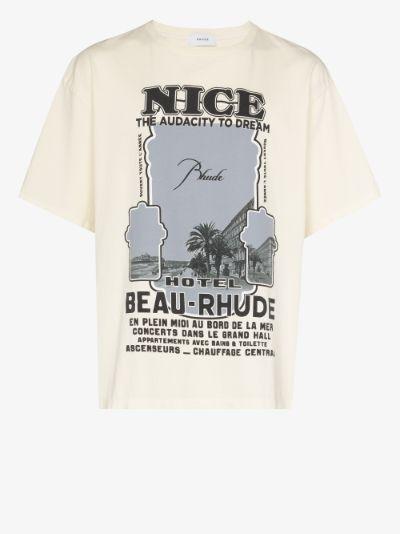 Nice print T-shirt