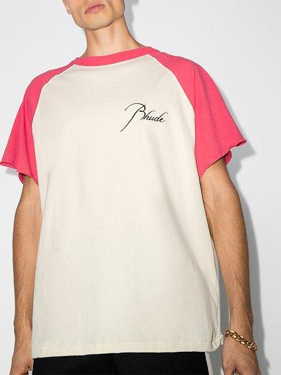 Raglan logo T-shirt