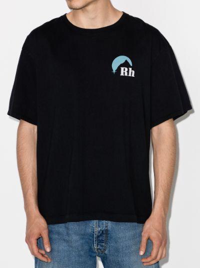 Sundry logo cotton T-shirt