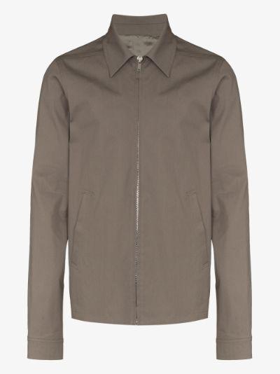 Brad Zip-Up Jacket