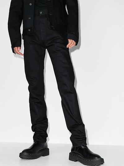 Duke straight leg jeans