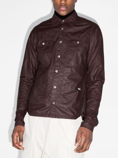 Giacca shirt jacket