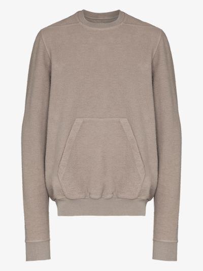 granbury crew neck sweatshirt