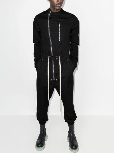 Gary heavy poplin jumpsuit