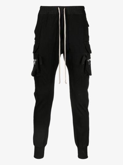 Mastodon Drawstring Cargo Trousers