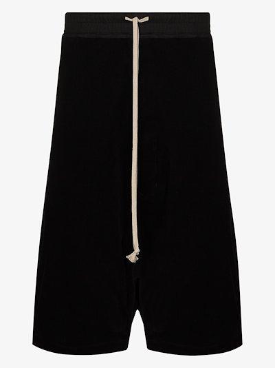 Pods corduroy shorts