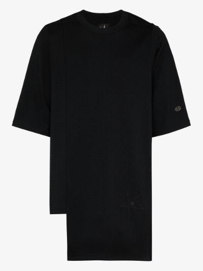 X Champion mesh tonga T-shirt