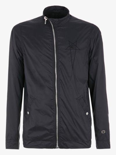 X Champion Worker Windbreaker Jacket