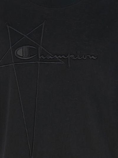 X Champion Jumbo cotton T-shirt