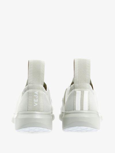 X Veja grey V-Knit sneakers