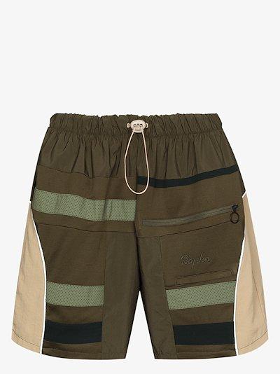 X Rapha hybrid track shorts