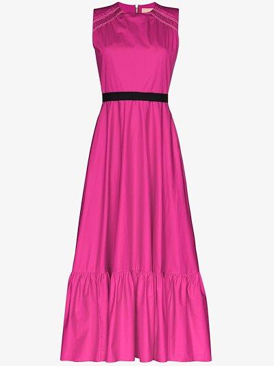 Blaise cotton maxi dress