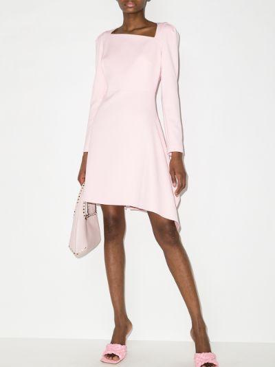Charwell asymmetric dress