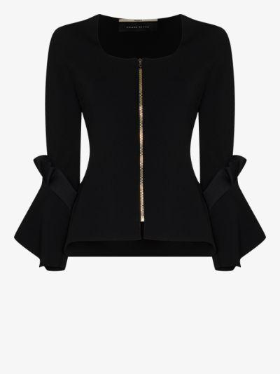 Hanbury structured Jacket