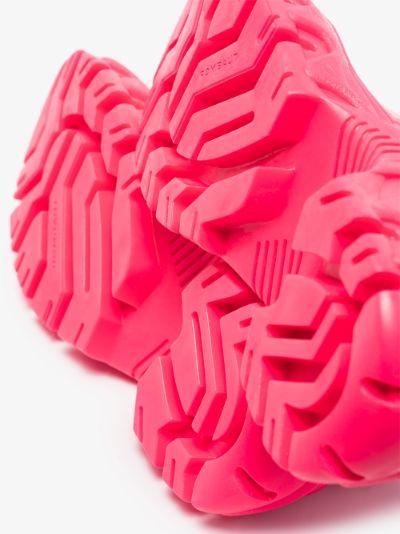 pink Boccaccio II Clog Bunny sneakers