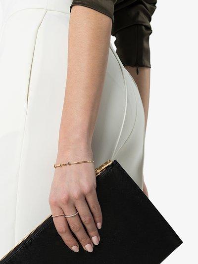 18K white gold diamond eternity ring