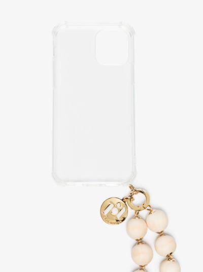 neutral simon zuccherino iPhone 11 case