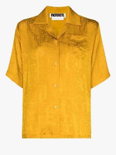 Avery jacquard shirt