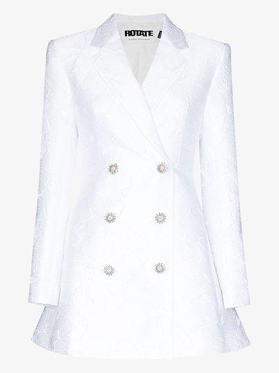 Fonda blazer dress