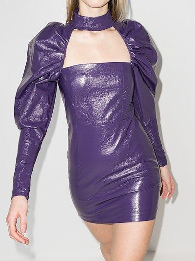 Kaya cutout mini dress