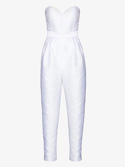 Lana sweetheart jumpsuit